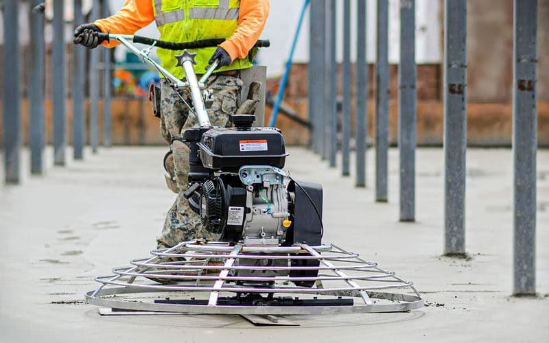 Best Concrete Power Trowel or Best Finishing Machine Review