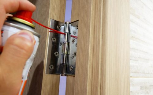Best lubricant for squeaky door hinges review
