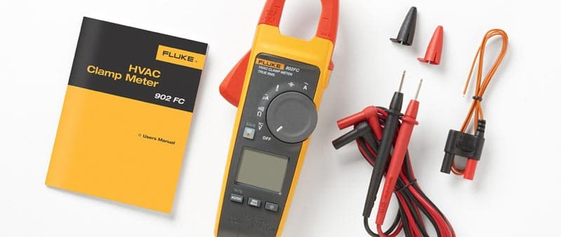 Fluke 902 Clamp Meter Review