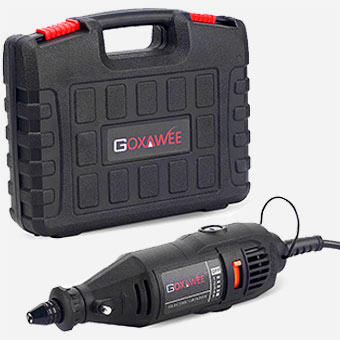 GOXAWEE-Rotary-Tool-Kit-with-MultiPro-Keyless-Chuck-and-Flex-Shaft