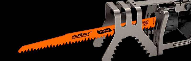 HORUSDY 9-Inch Wood Pruning Reciprocating Saw Blades - Buyer's Guide