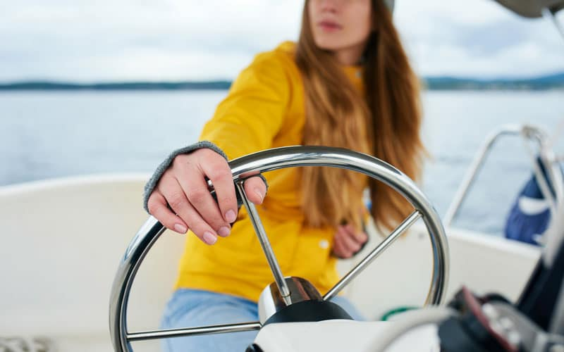 How to Unfreeze A Boat Steering Cable