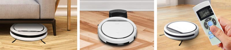 ILIFE V3s Pro Robot Vacuum Cleaner Review