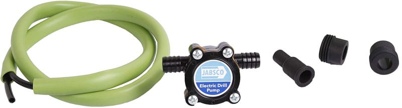 Jabsco 17215-0000 Drill Pump Kit - Best Water Drill Pump