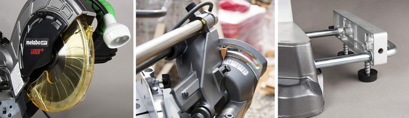 Metabo HPT Sliding Compound Miter Saw - Best 8 1/2 Sliding Miter Saw Review