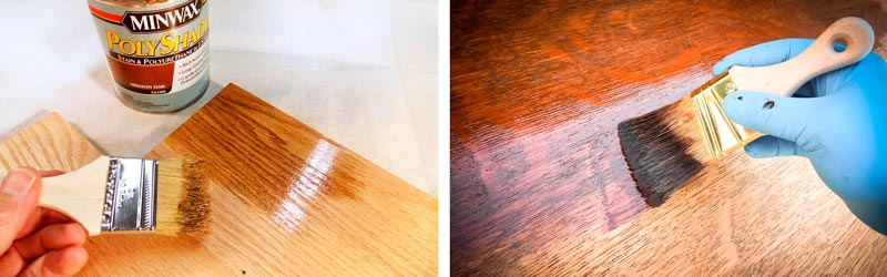 Minwax PolyShades Stain & Polyurethane in 1 Step Review