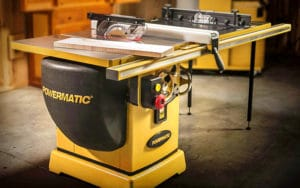 Powermatic Table Saw PM1000 High-quality for Woodworking