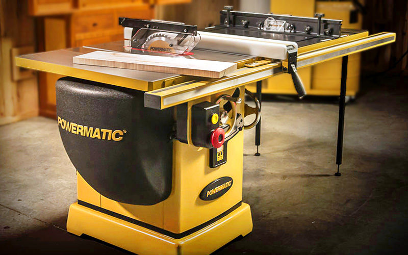 Powermatic PM1000 Review – High-quality Table saw for Woodworking