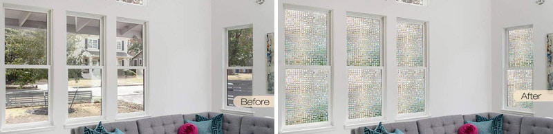 Best Window Film for Day and Night Privacy
