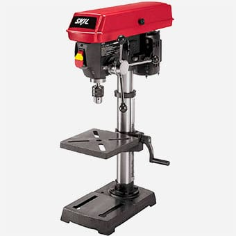 Tools to Have in Workshop - SKIL-10-Inch-Drill-Press