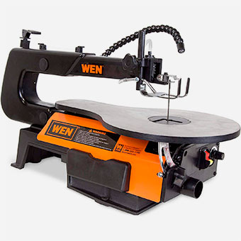 Tools to Have in Workshop - WEN-Two-Direction-Variable-Speed-Scroll-Saw
