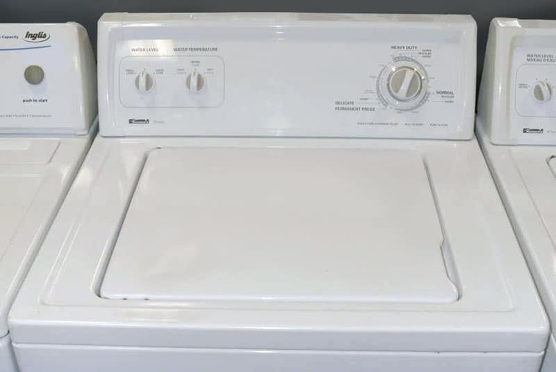 What to Do If Kenmore Series 70 Washer Won't Drain?