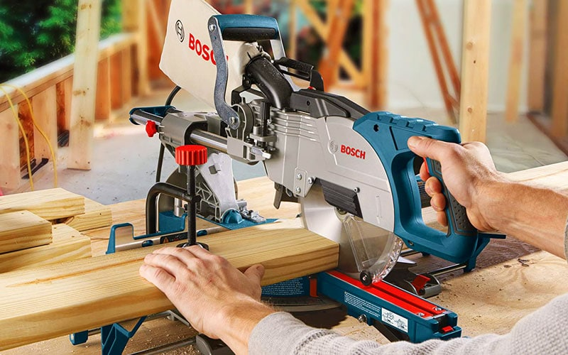Best 8 1/2 Sliding Miter Saw – For Beginners and Professionals Woodworkers
