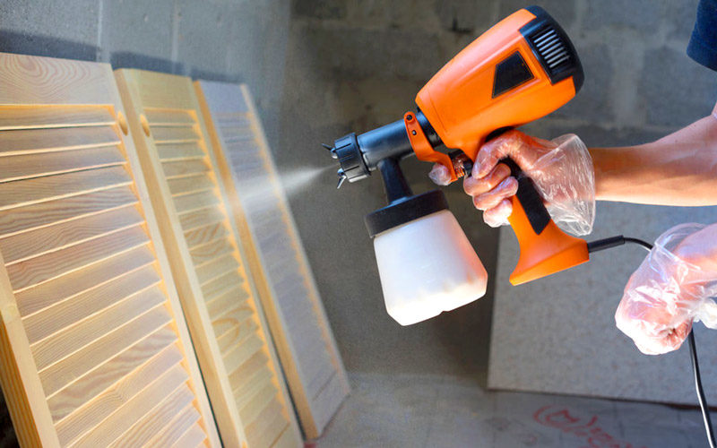 How to Apply Thompson's Water Seal With Sprayer – Step-by-Step
